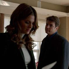 """I love when you get angry. I mean, at other people besides me."" -Castle   Find out why Beckett's getting so heated this Monday."