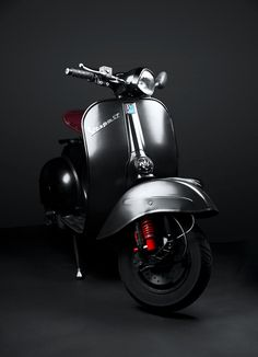"""The Vespa is a line of scooters patented on April 1946 by the company Piaggio Co, S. The name Vespa, which means """"wasp"""" in Italian, was chosen by Enrico Piaggio. Vespa Sprint, Vespa Gts, Piaggio Vespa, Moto Vespa, Scooters Vespa, Lambretta Scooter, Scooter Motorcycle, Motor Scooters, Scooter Scooter"""