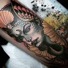 Tattoo by @jacobjgardner