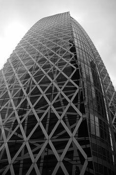 Render facade, Tokyo   Picture by Nuno Leal