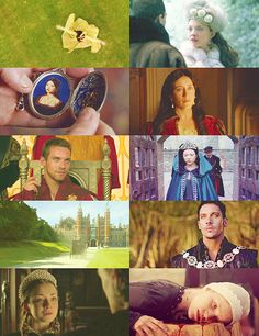 The Tudors while nowhere near historically accurate still really good