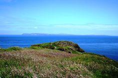 The sea near Galway