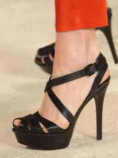50 of the Best Shoes from the Spring 2013 Runways: Ralph Lauren.