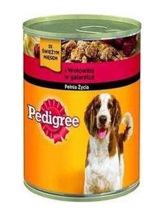 Pora wyprawić ukochanemu psu prawdziwą mięsną ucztę! Wybierając jedzenie Pedigree® z wołowiną w galaretce sprawisz swojemu pupilowi wielką przyjemność.