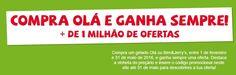 Oferta gelados Olá - http://www.parapoupar.com/oferta-gelados-ola/