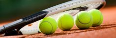 Buy Close up view of tennis racquet and balls by agb on PhotoDune. Close up view of tennis racket and balls on the clay tennis court Tennis Clubs, Tennis Players, Tennis Tips, Golf Tips, How To Play Tennis, Club Face, Tennis Clothes, Tennis Dress, Sports Betting