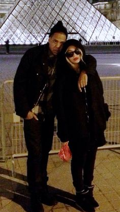Beyonce & Jayz March 2014