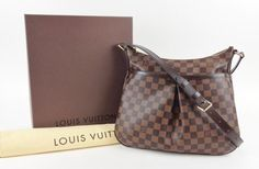 LOUIS VUITTON Bloomsbury Damier W/dustbag & Box! Shoulder Bag. Get one of the hottest styles of the season! The LOUIS VUITTON Bloomsbury Damier W/dustbag & Box! Shoulder Bag is a top 10 member favorite on Tradesy. Save on yours before they're sold out!