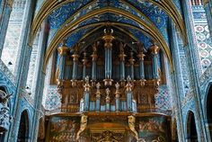St. Cecil Cathedral: Albi, France