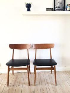 retro stole Retro Furniture: Globus med patina fra 70'erne med det gamle Øst  retro stole