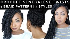 1000+ images about TUTORIALS (BRAIDS, TWIST, LOCKS) on Pinterest ...
