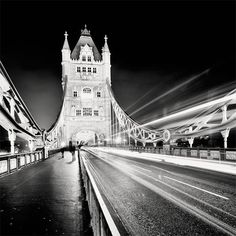 Incredible High Contrast Black and White Photography by Martin Stavars