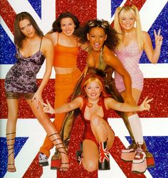 i loved the spice girls! always wanted to be baby spice.