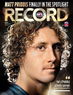 AFL Record R2 Cover