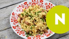 Fall Recipes, Risotto, Bacon, Grains, Rice, Ethnic Recipes, Food, Youtube, Essen