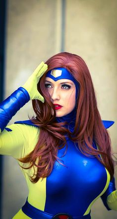 Cosplayer: Jaycee Cosplay Character: Jean Grey From: X-Men Photographer: The Wasp's Nest Country: USA