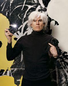 Andy Warhol :: Photo by Gary Heery