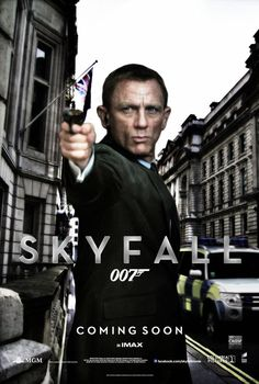 Skyfall #MovieTavern