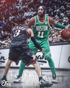 regram @hoopsnation Handles on handles on buckets. Via @ethanjdesign Tags: #Celtics #Sixers #NBA http://ift.tt/2Bzqj89
