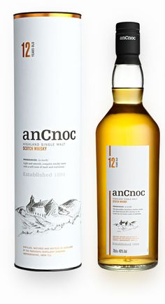 Review #2: anCnoc 12 #scotch #whisky #whiskey #malt #singlemalt #Scotland #cigars