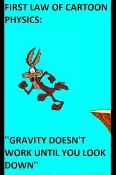Cartoon Gravity