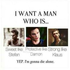 Forget the Stefan part, Damon and klaus are sweet already. I just want a mash up of Damon and klaus, just mix them together