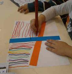 OLYMPUS DIGITAL CAMERA Motor Skills Activities, Montessori Activities, Language Activities, Kindergarten Activities, Fine Motor Skills, Do A Dot, Pre Writing, Preschool Art, Creative Teaching