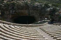 Bat Cave Amphitheatre, Natural Entrance, Carlsbad Caverns, New Mexico New Mexico, Cave, Entrance, United States, Places, Outdoor Decor, Nature, Google Search, Entryway