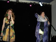 čokovoko onstage