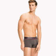 TOMMY HILFIGER Microvezel flex lage shorts - MAGNET - TOMMY HILFIGER Kleding - main image