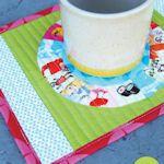 Mug rugs, so many ideas!