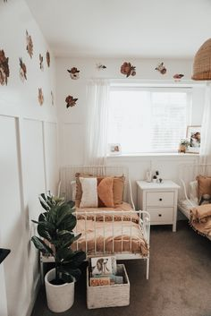 Find affordable home furnishings and furniture, all in one store. Shop quality home furniture, décor, furnishings, and accessories. Ikea Girls Bedroom, Big Girl Bedrooms, Room Ideas Bedroom, Little Girl Rooms, Baby Room Decor, Bedroom Decor, Ikea Boho Bedroom, Sister Bedroom, Girl Bedroom Designs