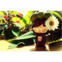 In the garden.... #momiji #momijidolls #cute #kawaii www.lovemomiji.com