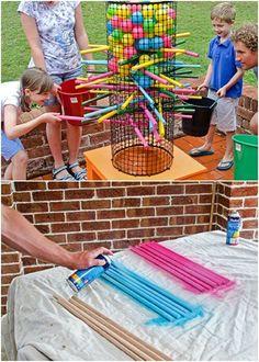 35 Ridiculously Fun DIY Backyard Games That Are Borderline Genius - DIY & Crafts