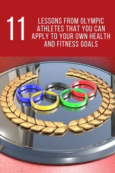 Even though the 2018 Winter Olympics are long over, there are still professional athletes are already training and focusing their efforts on the next games. Use these 11 lessons from Olympic athletes to reach and achieve your own health and fitness goals. Health Goals, Health And Wellness, Health Fitness, Fitness Goals, Fitness Tips, Fitness Motivation, Goals Quotes Motivational, Olympic Athletes, Health Promotion