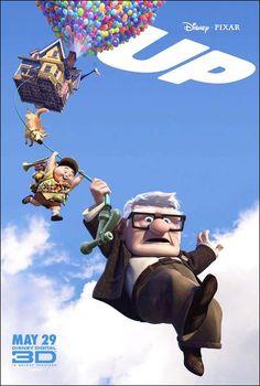 Carl Fredricksen es un viudo vendedor de globos de 78 años que, finalmente, consigue llevar a cabo el sueño de su vida: enganchar miles de globos a su casa y salir volando rumbo a América del Sur. Pero ya estando en el aire y sin posibilidad de retornar Carl descubre que viaja acompañado de Russell, un explorador que tiene ocho años y un optimismo a prueba de bomba.