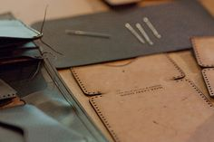 15 Handmade Leather Goods for Every Kind of Guy | Man Made DIY | Crafts for Men | Keywords: leather, boots, clothing, fashion