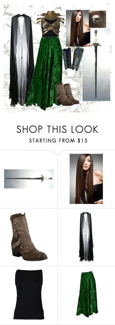 """Runa: Kalda"" by summerstea ❤ liked on Polyvore featuring Miz Mooz, Zuhair Murad, rag & bone and Yves Saint Laurent"