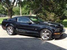 Mustang gt 2008