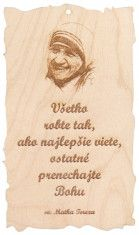 Citát na dreve (109): Všetko robte tak... - F6179 True Words, Motto, Self Love, Quotations, Religion, Christian, Humor, Motivation, Quotes