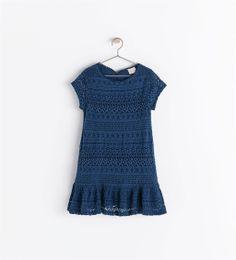 Image 2 of CROCHET DRESS from Zara