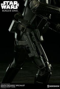 Star Wars Death Trooper Specialist Premium Format(TM) Figure   Sideshow Collectibles