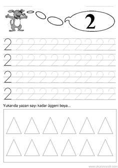 12 Best Numbers Images Kindergarten Numbers Preschool Preschool