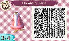 Strawberry Torte 3: Cute dress for spring.