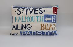 Your place to buy and sell all things handmade Holidays In Cornwall, Looking Forward To Seeing You, St Ives, Beach Tote Bags, Cotton Bag, Holiday Fun, Seaside, Nautical, Coastal