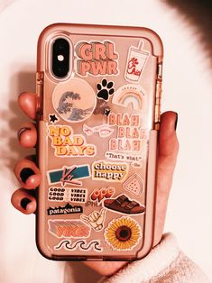 Love this one ★ phone stickers, diy case, diy phone cases, clear phone Cute Cases, Cute Phone Cases, Iphone Phone Cases, Phone Covers, Clear Phone Cases, Dyi Phone Case, S8 Phone, Cool Iphone Cases, Telephone Iphone