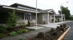 Stayton Public Library. Stayton Oregon State Art, Agriculture, Oregon, Public, Mansions, House Styles, Outdoor Decor, Manor Houses, Villas