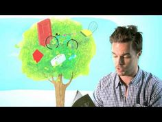 Stuck, read by Oliver Jeffers *NOTE: This is amazing. Oliver Jeffers is by far my favorite children's book author! Stuck is my favorite out of all of his books. Oliver Jeffers, Online Stories, Author Studies, Book Trailers, Social Thinking, Children's Literature, Book Activities, Spring Activities, Children's Book Illustration
