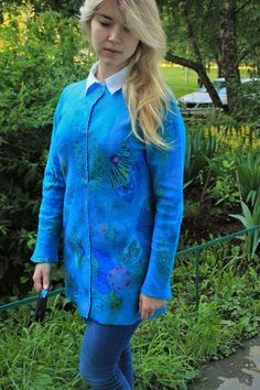 Bautina Natalia Felting designer