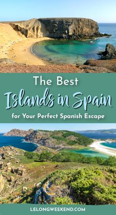 The Best Islands in Spain – Your Complete Guide to the Spanish Islands – european travel outfit summer Best Travel Guides, Europe Travel Guide, Spain Travel, Travel Tips, Travel Packing, Europe Packing, Traveling Europe, Travel Outfits, Backpacking Europe